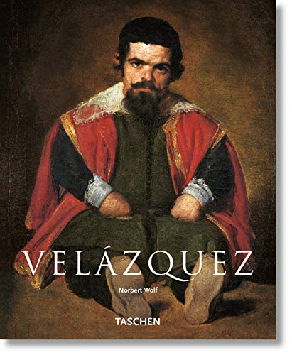 Velazquez: Basic Art Album By Norbert Wolf