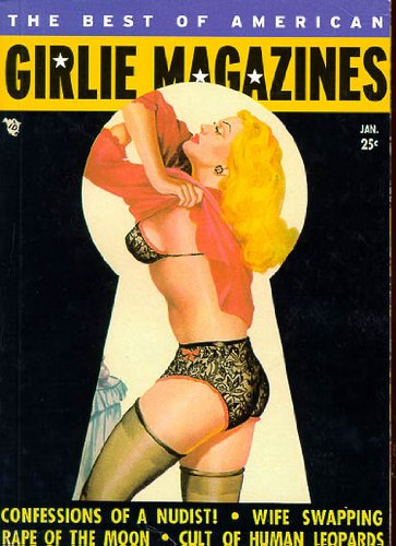 Girlie Magazines By Harald Hellman