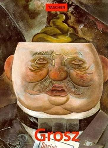Grosz (Taschen Basic Art Series) By Ivo Kranzfelder