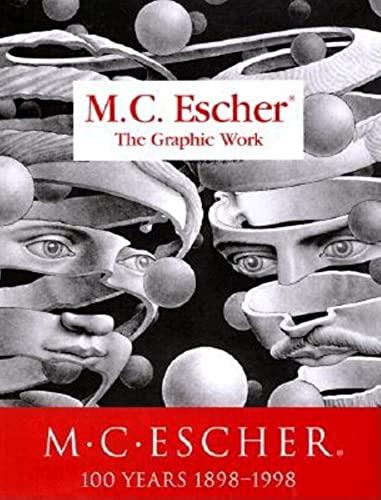 M.C. Escher : The Graphic Work Illustrated by M.C. Escher