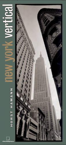 New York Vertical by Horst Hamann