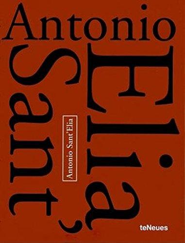 Antonio Sant'Elia By Aurora Cuito
