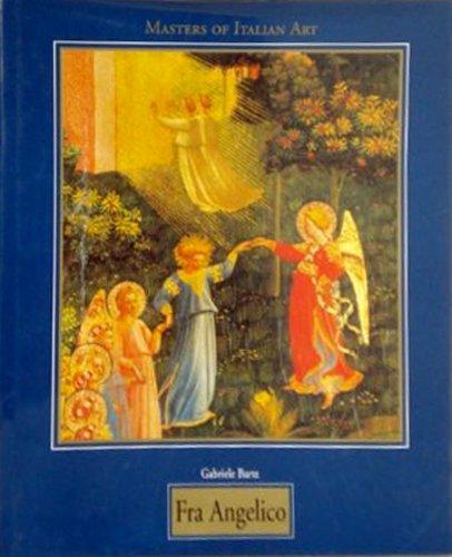 Fra Angelico (Italian masters) By Gabriele Bartz