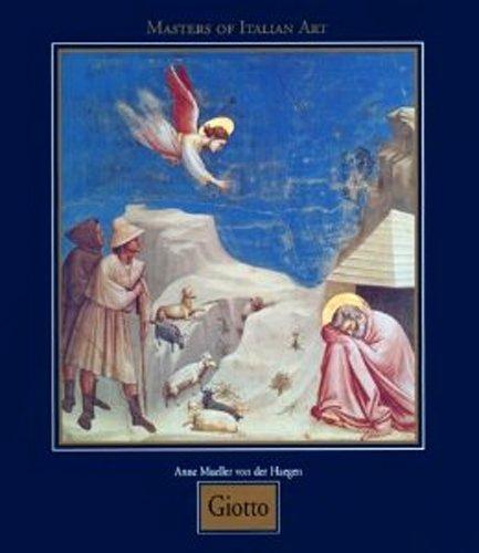 Giotto By A.Mueller Von Der Hagen