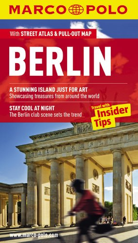Berlin Marco Polo Pocket Guide By Marco Polo