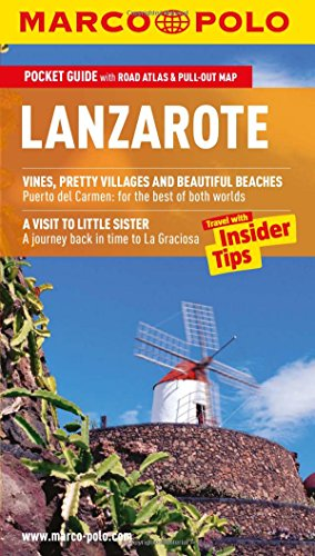 Lanzarote Marco Polo Pocket Guide by Marco Polo