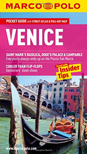 Venice Marco Polo Guide by Marco Polo