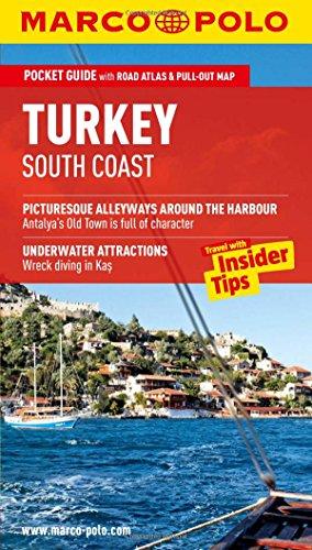 Turkey South Coast Marco Polo Pocket Guide By Marco Polo