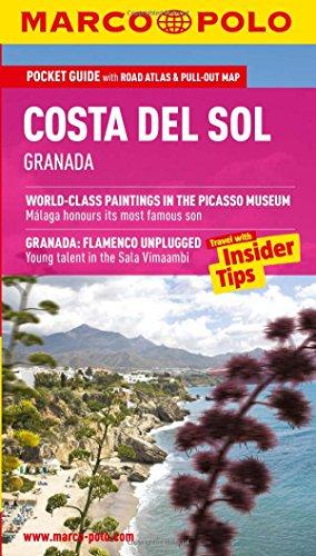 Costa del Sol (Granada) Marco Polo Pocket Guide By Marco Polo