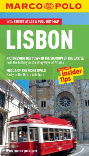 Lisbon Marco Polo Pocket Guide By Marco Polo