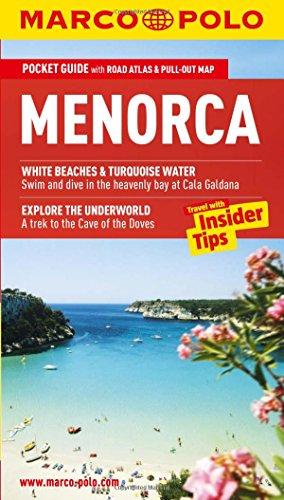 Menorca Marco Polo Guide by Marco Polo
