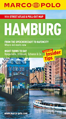 Hamburg Marco Polo Guide By Marco Polo