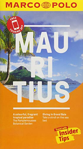 Mauritius Marco Polo Pocket Travel Guide 2018 - with pull out map (Marco Polo Guides) By Marco Polo