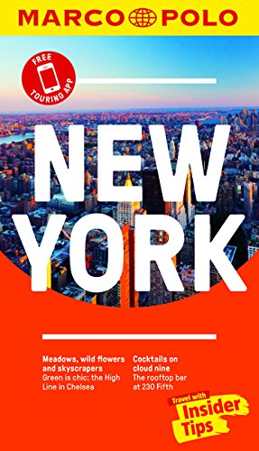 New York Marco Polo Pocket Travel Guide - with pull out map By Marco Polo