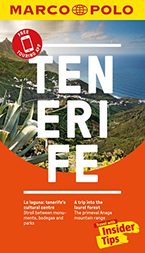 Tenerife Marco Polo Pocket Travel Guide 2018 - with pull out map (Marco Polo Guides) By Marco Polo
