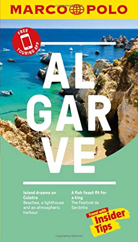 Algarve Marco Polo Pocket Travel Guide - with pull out map By Marco Polo