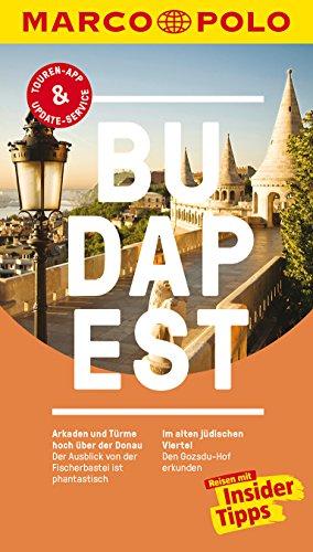 MARCO POLO Reiseführer Budapest: Reisen mit Insider-Tipps. Inkl. kostenloser Touren-App und Events&News. By Rita Stiens