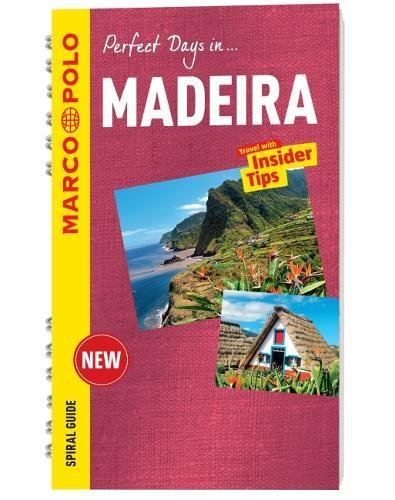 Madeira Marco Polo Travel Guide - with pull out map By Marco Polo