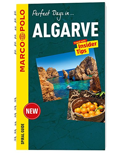 Algarve Marco Polo Travel Guide - with pull out map By Marco Polo