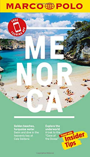 Menorca Marco Polo Pocket Travel Guide - with pull out map By Marco Polo