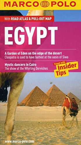 Egypt Marco Polo Guide By Marco Polo