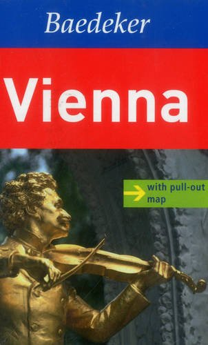 Vienna Baedeker Guide (Baedeker Guides) By Eva-Maria Blattner