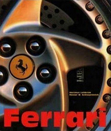 Ferrari by Rainer W. Schlegelmilch Hardback Book The Cheap Fast Free Post