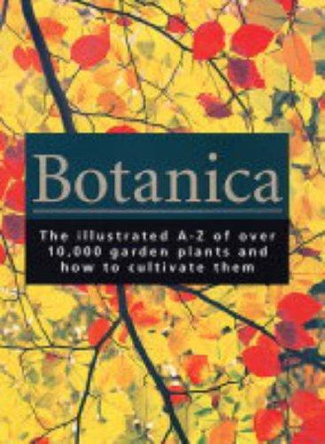 Botanica By H F Ullmann