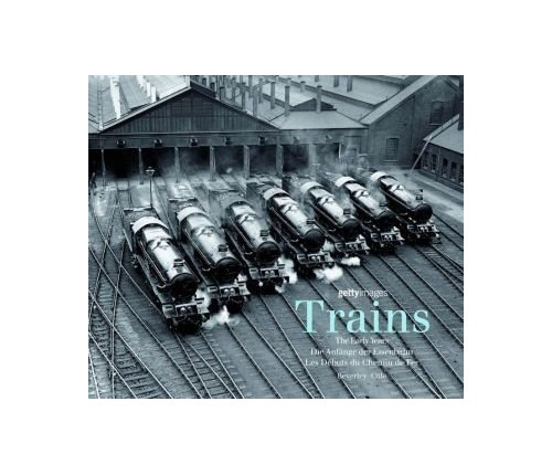 Trains By Beverley Cole