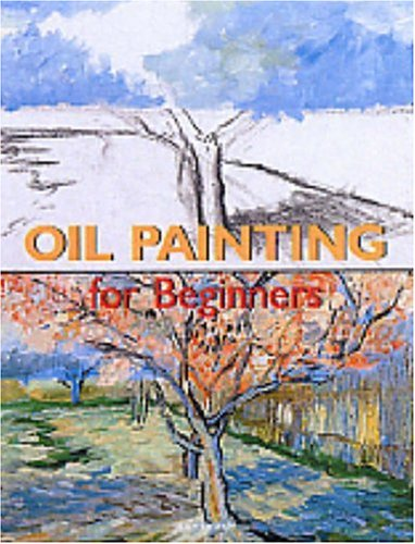 Oil Painting for Beginners by Ramon de Jesus Rodriguez