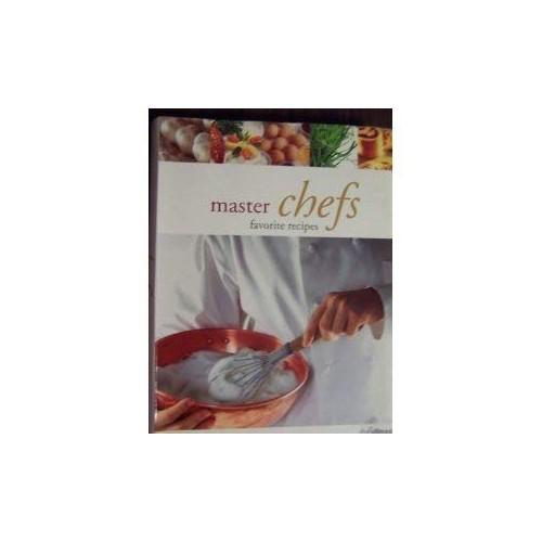 Master Chefs By H F Ullmann