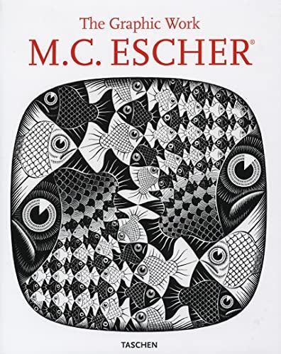 Graphic Work of M.C.Escher Big Art By Taschen