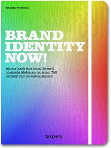 Brand Identity Now! By Julius Wiedemann