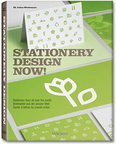 Stationery Design Now! By Julius Wiedemann