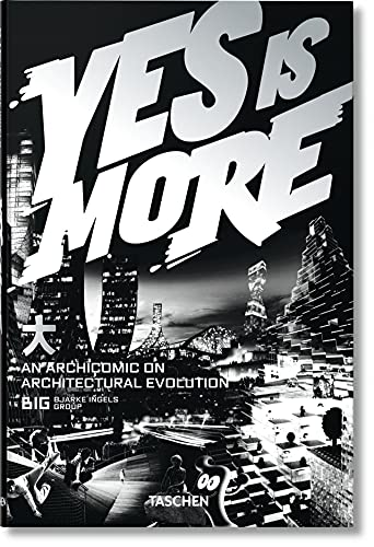 Yes is More: An Archicomic on Architectural Evolution By Unknown