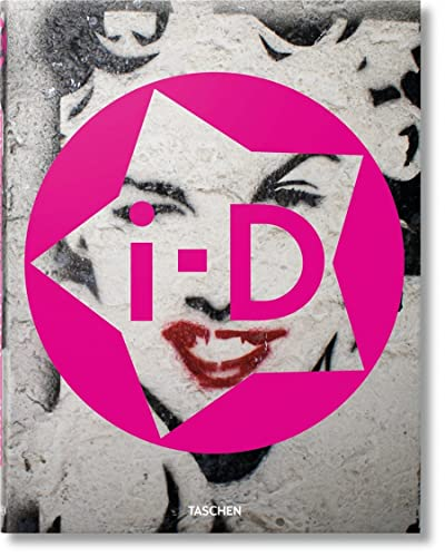 i-D covers 1980-2010 By Terry Jones