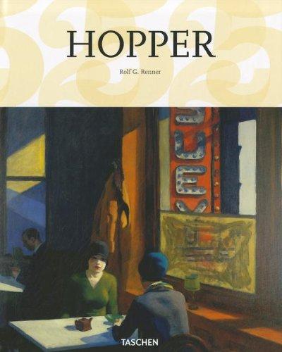 Hopper (Taschen Basic Art Series) By Rolf G. Renner