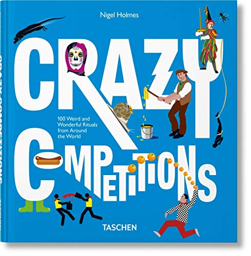 Crazy Competitions By Nigel Holmes