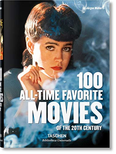 100 All-Time Favorite Movies of the 20th Century (Bibliotheca Universalis) By Edited by Jurgen Muller