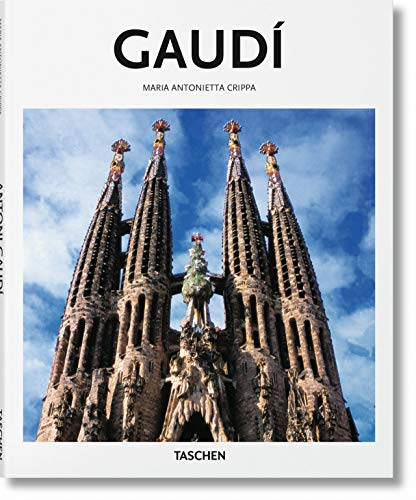 Gaudi By Maria Antonietta Crippa