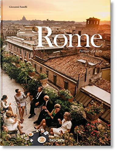 Rome. Portrait of a City By Giovanni Fanelli