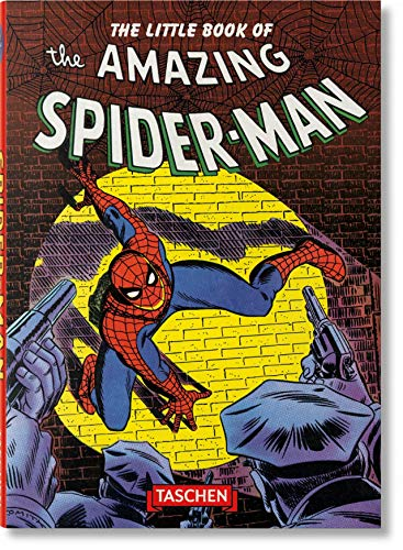 The Little Book of Spider-Man By Roy Thomas