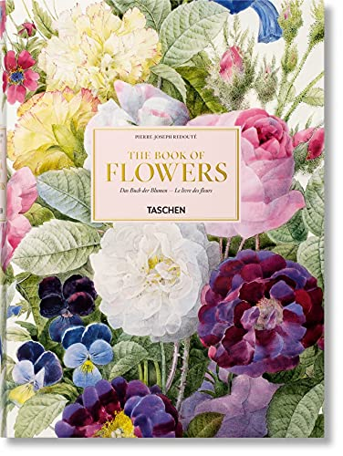 Redoute. The Book of Flowers (Fp) By H. Walter Lack
