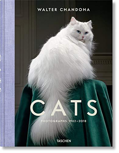 Walter Chandoha. Cats. Photographs 1942-2018 By Susan Michals