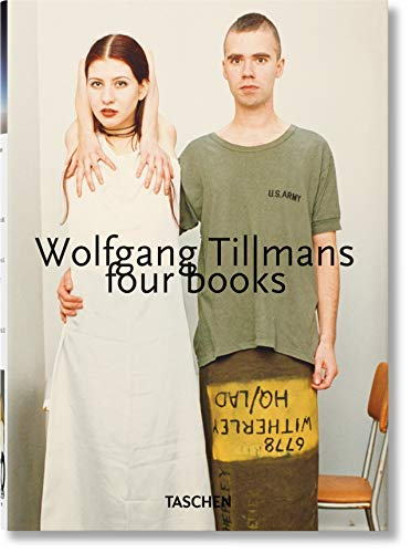 Wolfgang Tillmans. four books. 40th Anniversary Edition By Wolfgang Tillmans