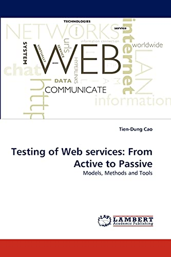 Testing of Web Services By Tien-Dung Cao
