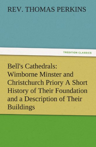 Bell's Cathedrals By Thomas Rev Perkins