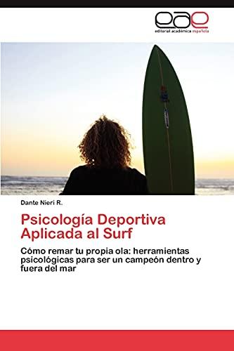 Psicologia Deportiva Aplicada Al Surf By Nieri R Dante