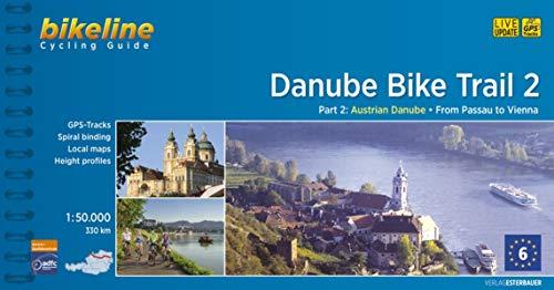 Danube Bike Trail 2 Austrian Danube: From Passau to Vienna By Bikeline