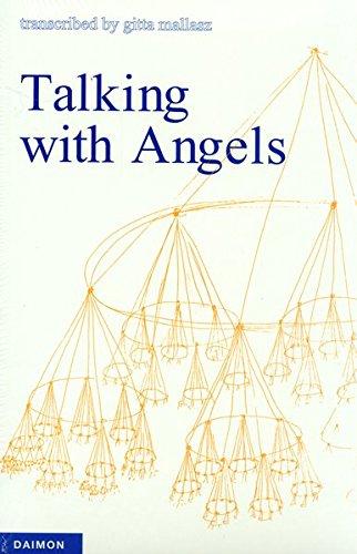 Talking with Angels von Gitta Mallasz